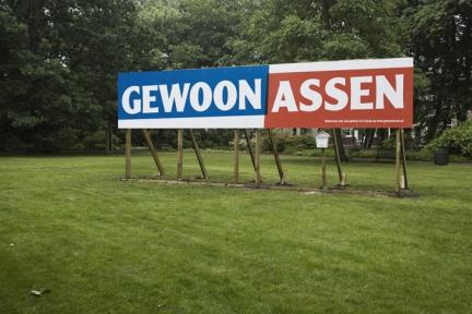 """In opdracht – CBK Drenthe """"Gewoon Assen"""""""